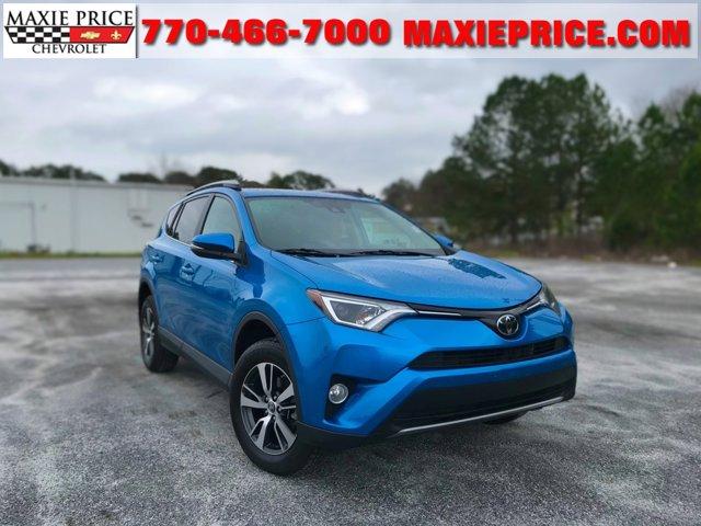 Used 2017 Toyota RAV4 in Loganville, GA