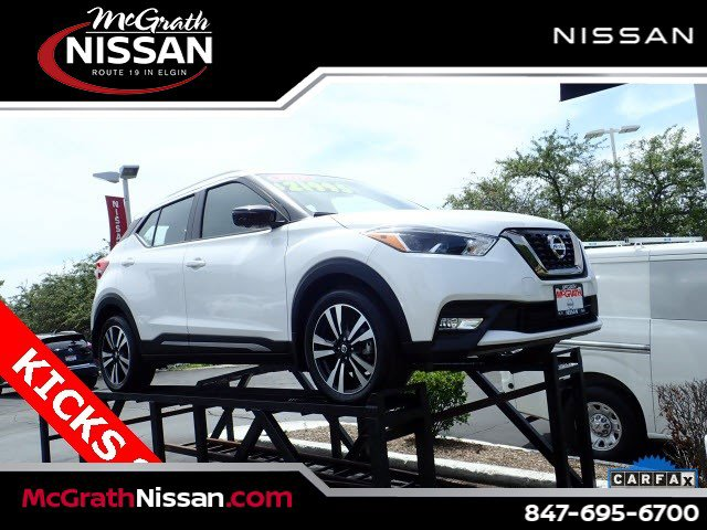 2019 Nissan Kicks SR SR FWD Regular Unleaded I-4 1.6 L/98 [16]