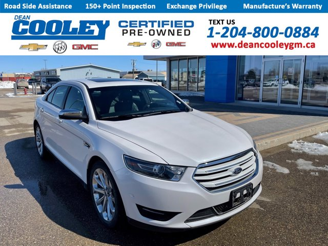 2016 Ford Taurus Limited 4dr Sdn Limited AWD Regular Unleaded V-6 3.5 L/213 [5]
