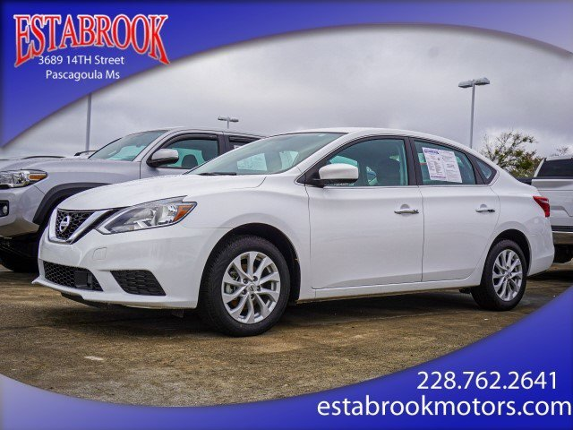 Used 2019 Nissan Sentra in , MS