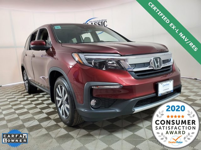 Used 2019 Honda Pilot in Midland, TX