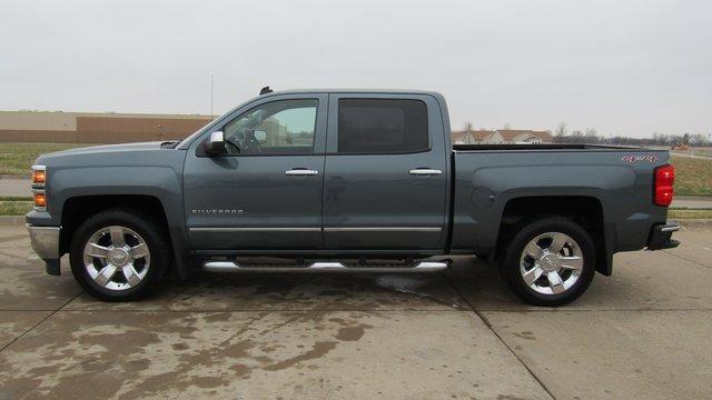 Used 2014 Chevrolet Silverado 1500 in West Burlington, IA