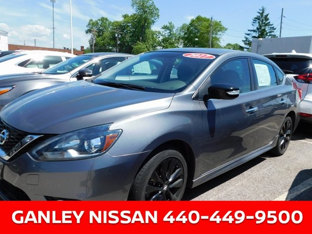 Used 2017 Nissan Sentra in Mayfield Heights, OH