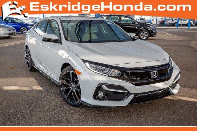 New 2020 Honda Civic Hatchback in Oklahoma City, OK