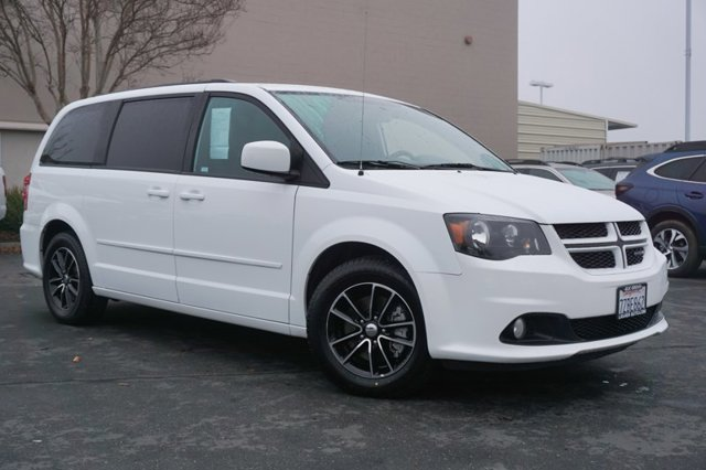 Used 2017 Dodge Grand Caravan GT Wagon Retail