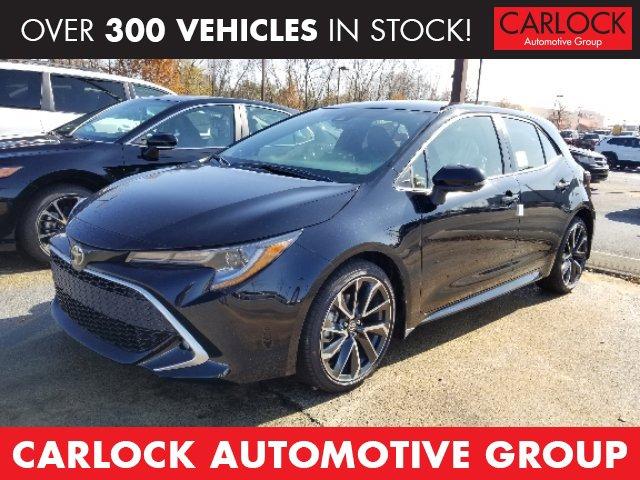New 2020 Toyota Corolla Hatchback in Saltillo, MS