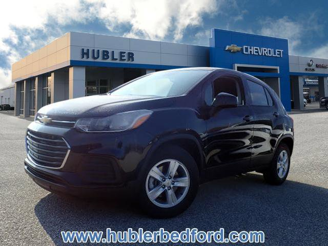 New 2020 Chevrolet Trax in Greenwood, IN