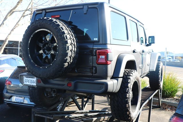 2019 JEEP WRANGLER UNLIMITED Unlimited Sport 5
