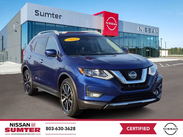 2019 Nissan Rogue SL FWD SL Regular Unleaded I-4 2.5 L/152 [6]