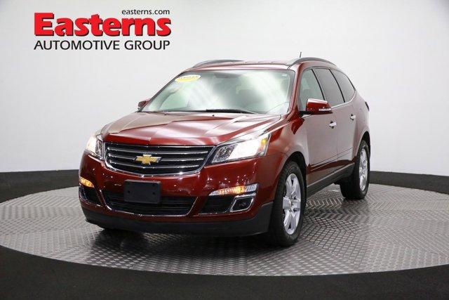 2016 Chevrolet Traverse LT Sport Utility