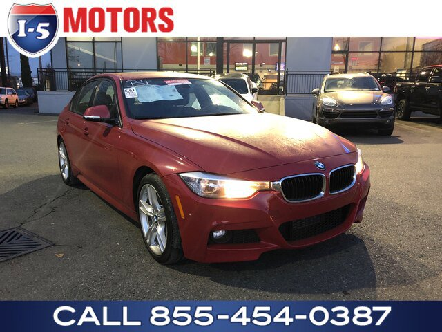 Used 2015 BMW 3 Series in Fife, WA