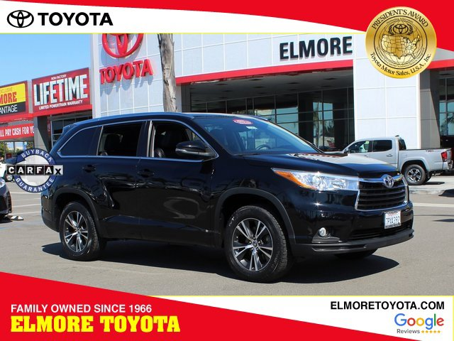 Used 2016 Toyota Highlander in Westminster, CA