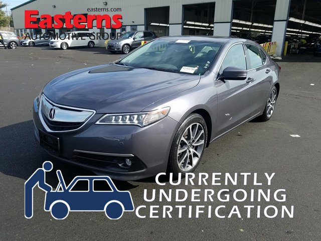 2017 Acura TLX V6 Advance 4dr Car