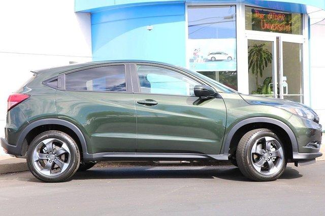 New 2018 Honda HR-V EX AWD CVT