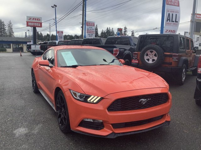 Used 2016 Ford Mustang 2dr Fastback V6