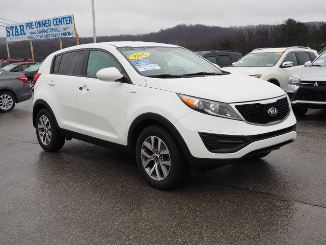 Used 2016 KIA Sportage in Greensburg, PA