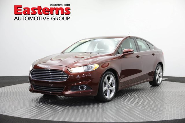 2016 Ford Fusion SE Technology 4dr Car