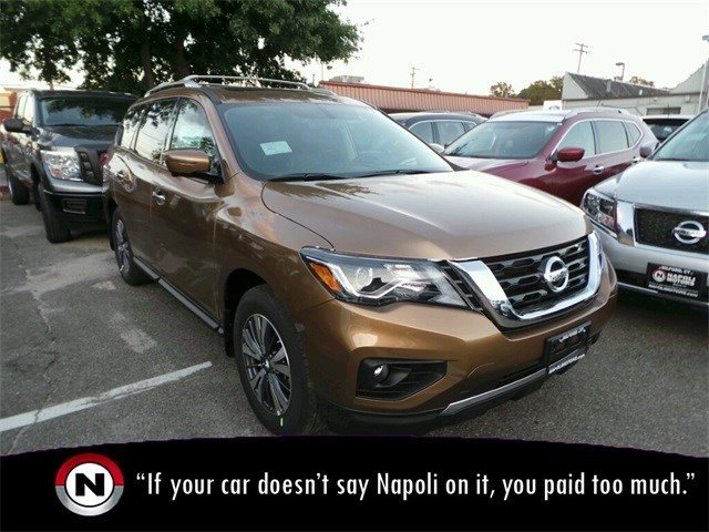 New 2017 Nissan Pathfinder in Milford, CT