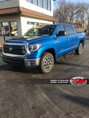 Used 2018 Toyota Tundra in Warsaw, IN