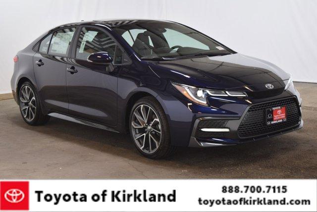 New 2020 Toyota Corolla in Kirkland, WA