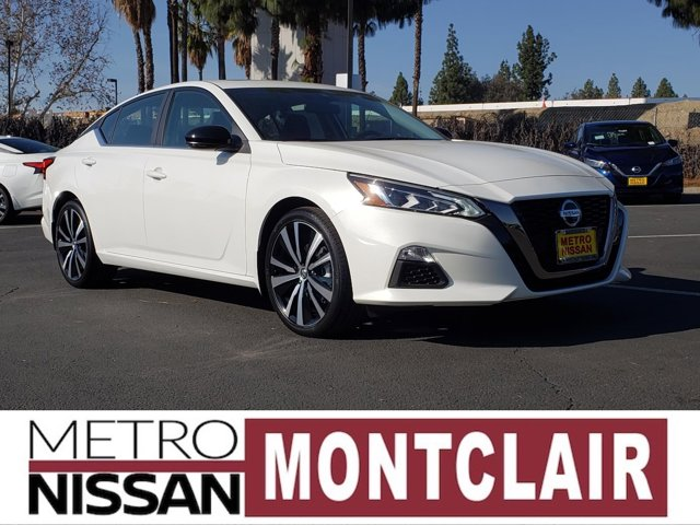 2021 Nissan Altima 2.5 SR 2.5 SR Sedan Regular Unleaded I-4 2.5 L/152 [9]