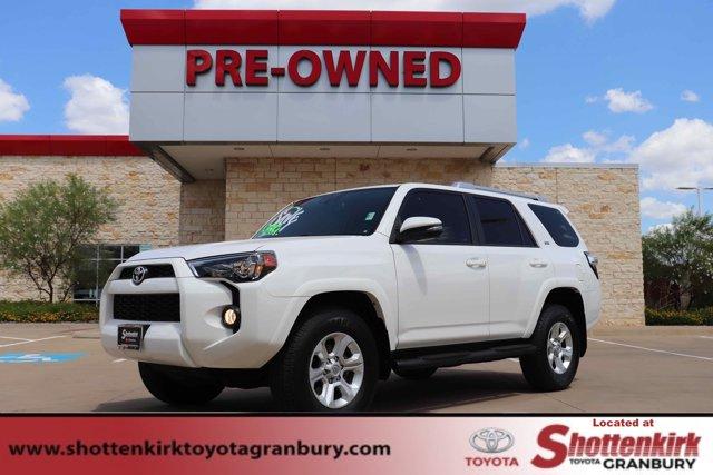 Used 2015 Toyota 4Runner in Granbury, TX