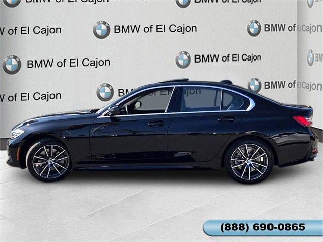 Used 2020 BMW 3 Series 330i Sedan