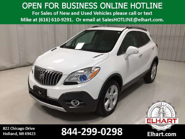 Used 2016 Buick Encore in Holland, MI