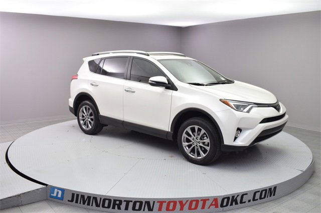 Used 2018 Toyota RAV4 in Oklahoma City, OK
