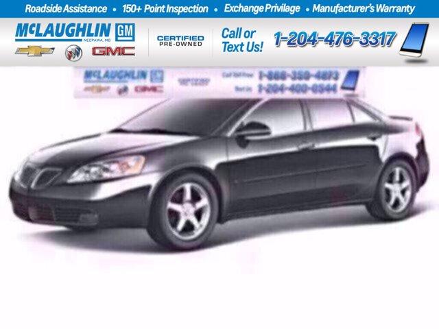2008 Pontiac G6 SE 4dr Sdn SE Gas V6 3.5L/213 [2]