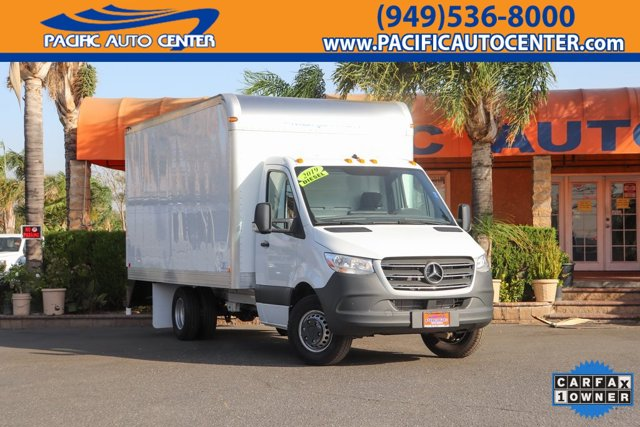 Used 2019 Mercedes-Benz Sprinter Cab Chassis in Fontana, CA