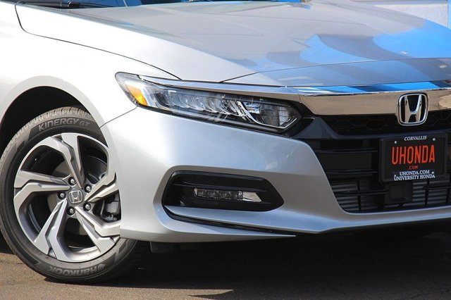 New 2018 Honda Accord Sedan EX-L CVT
