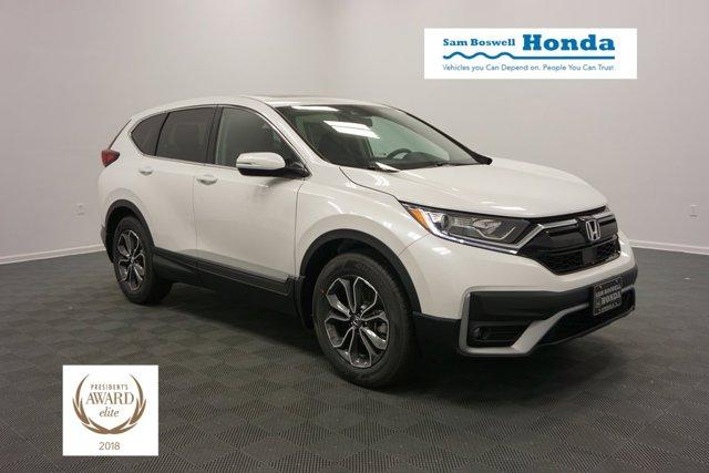 New 2020 Honda CR-V in Enterprise, AL