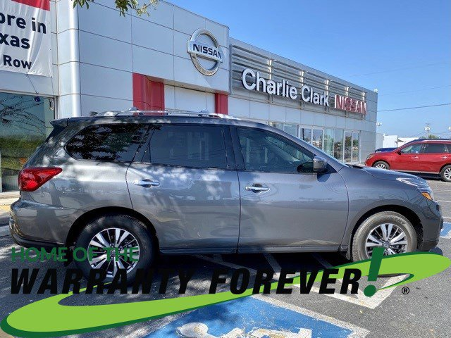 2020 Nissan Pathfinder SV FWD SV Regular Unleaded V-6 3.5 L/213 [2]