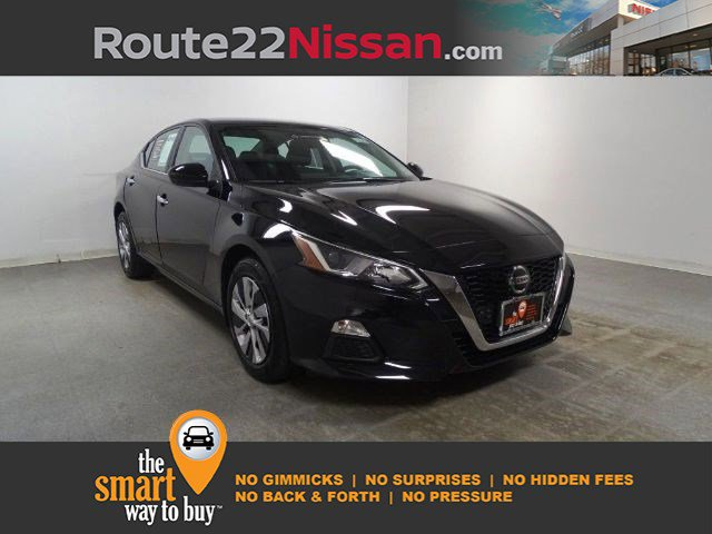 2020 Nissan Altima 2.5 S 2.5 S AWD Sedan Regular Unleaded I-4 2.5 L/152 [17]