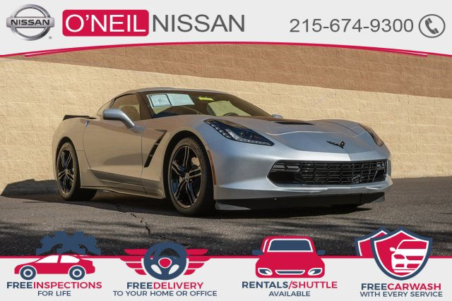 2016 Chevrolet Corvette 1LT 2dr Stingray Cpe w/1LT Gas V8 6.2L/376 [1]