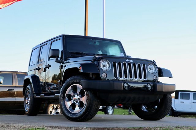 Used 2018 Jeep Wrangler JK Unlimited in , TX