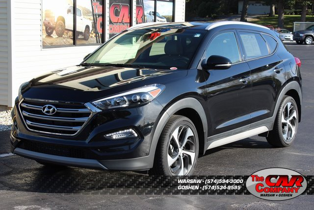 Used 2017 Hyundai Tucson in Warsaw, IN