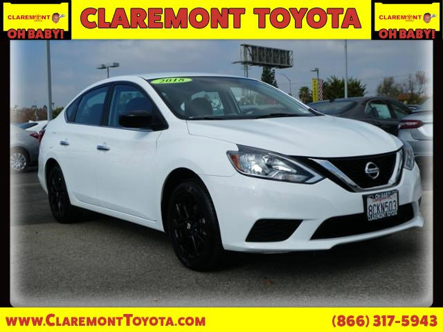 Used 2018 Nissan Sentra in Claremont, CA