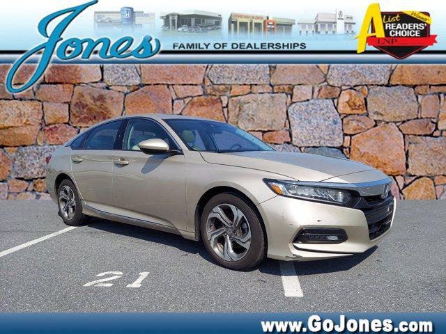 Used 2019 Honda Accord Sedan EX 1.5T CVT