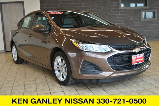 Used 2019 Chevrolet Cruze in Cleveland, OH