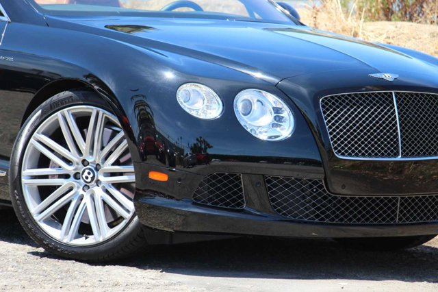 2014 BENTLEY CONTINENTAL GT SPEED Speed 2
