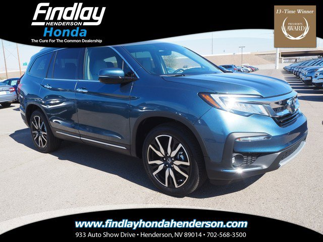 New 2020 Honda Pilot in Las Vegas, NV