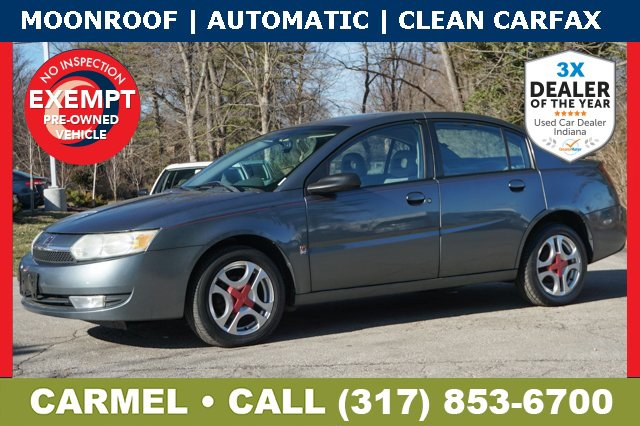 Used 2004 Saturn Ion in Indianapolis, IN