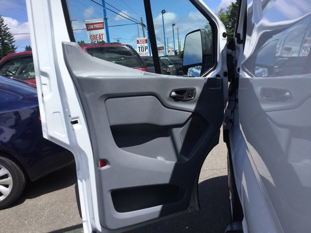 Used 2018 Ford Transit Van T-250 130 Low Rf 9000 GVWR Swing-Out RH Dr