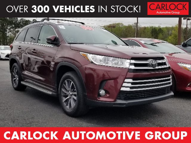 Used 2017 Toyota Highlander in Saltillo, MS