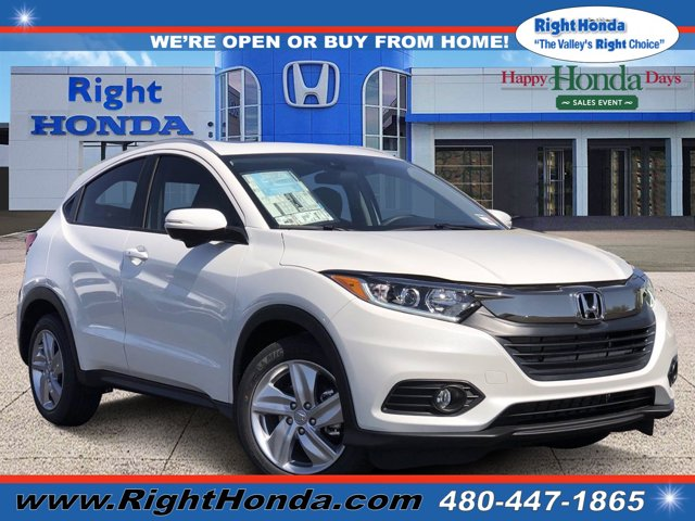 2020 Honda HR-V EX EX 2WD CVT Regular Unleaded I-4 1.8 L/110 [19]