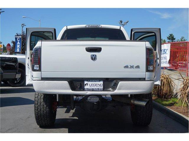 2007 Dodge Ram 2500 Laramie Pickup 4D 6 1-4 ft 4WD