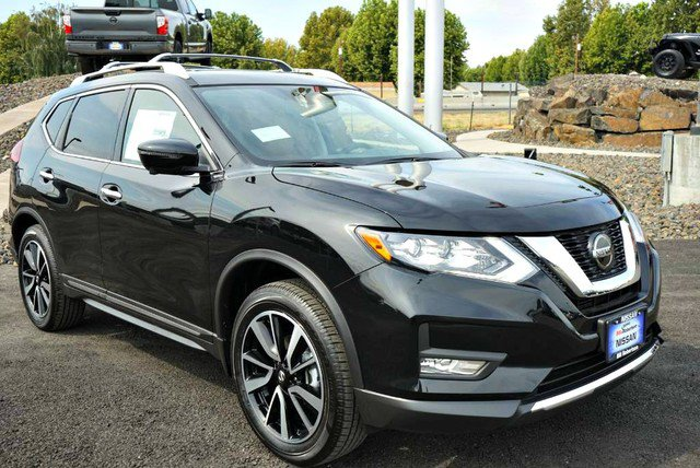 New 2019 Nissan Rogue in Pasco, WA