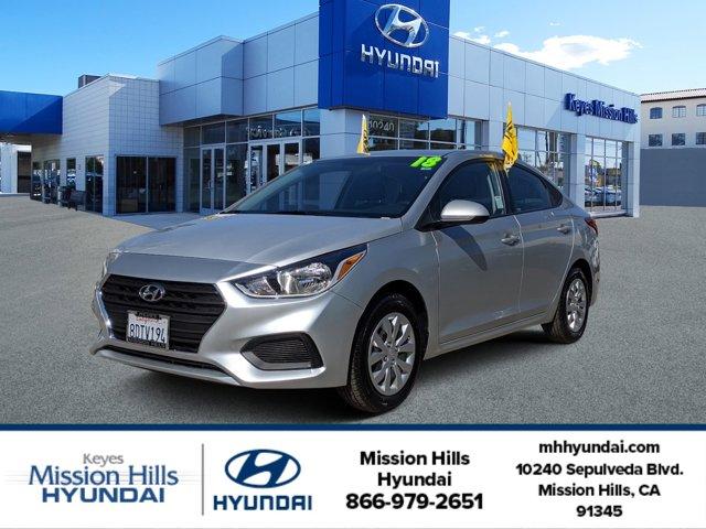 Used 2018 Hyundai Accent in , CA